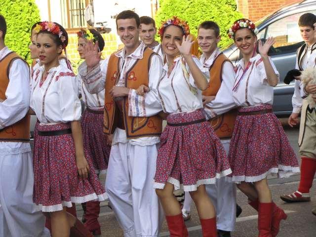 Ostróda: amfiteatr z międzynarodowym folklorem