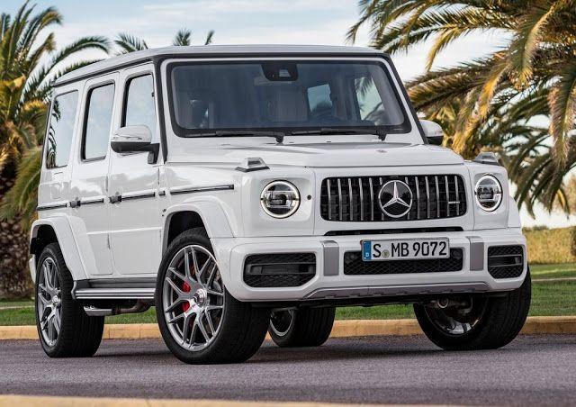 2019 Mercedes-Benz G-Wagen: Redesign, Changes, Release >> 2019 Mercedes Benz G63 Amg Mercedes Benz Mercedes Benz G Class