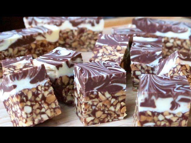 Evde Basit Tatlı Yapımı , , 10 dakikada fırın olmadan tatlı yapabilirsiniz. Sütsüz yapılan tatlıları atıştırmalık olarak canınız tatlı çektiğinde yiyebilirsiniz....