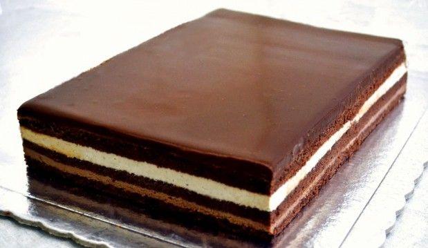 Τούρτα opera, σοκολάτα-μπανάνα από τον Παναγιώτη Θεοδωρίτση και τις «Συνταγές Πάνος» !