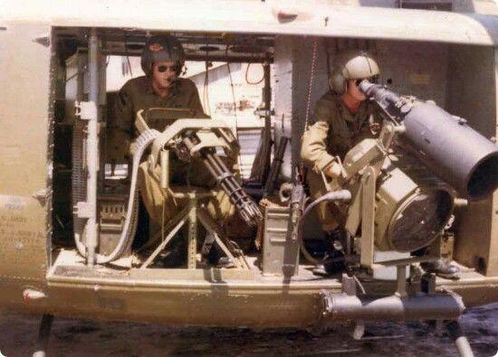 Vietnam War * UH-1H NIGHTHAWK
