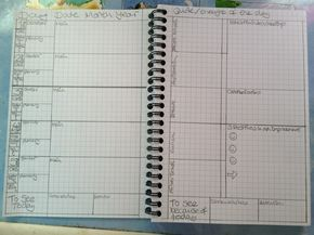 Teacher Planning Pages For My Filofax