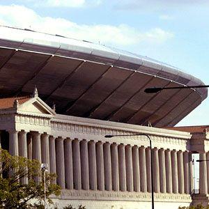 Chicago Bears Stadium - Soldier Field