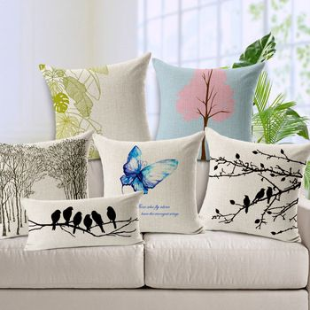 Image from http://i01.i.aliimg.com/wsphoto/v0/32249424537_1/Butterfly-pillow-cover-Forest-Butterfly-bird-tree-cotton-linen-throw-pillow-cushion-cover-pillowcase-Wholesale.jpg_350x350.jpg.