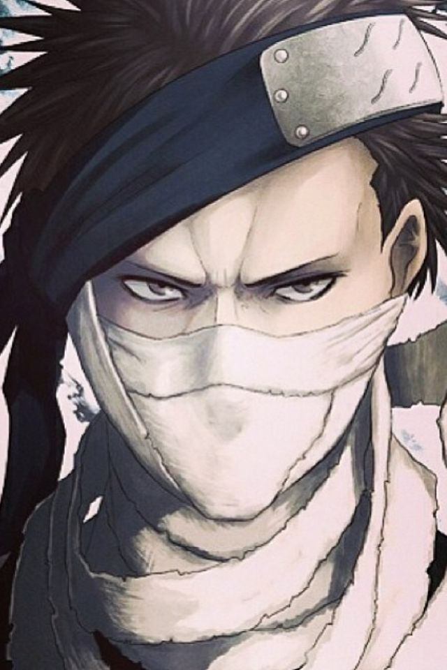 Naruto pinning challenge day 21 - Underrated character: Once again Zabuza!!