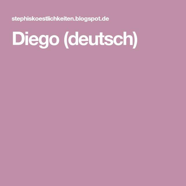 Diego (deutsch)
