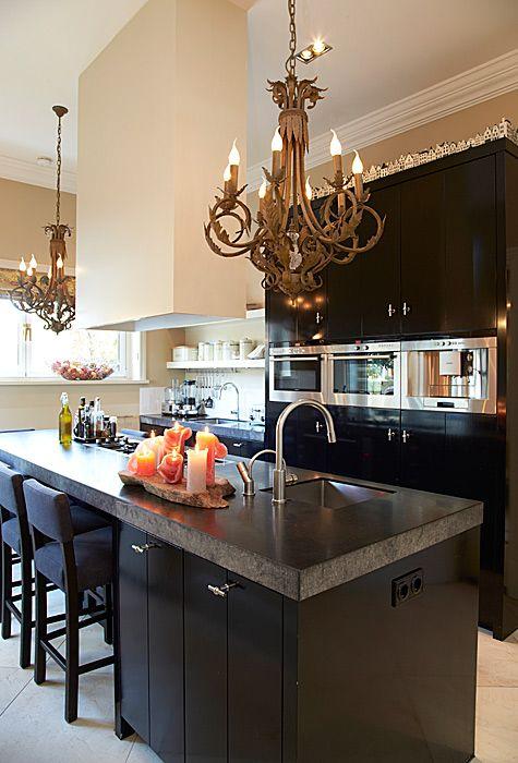 Meer dan 1000 ideeën over Barkrukken Keuken op Pinterest - Barkrukken ...