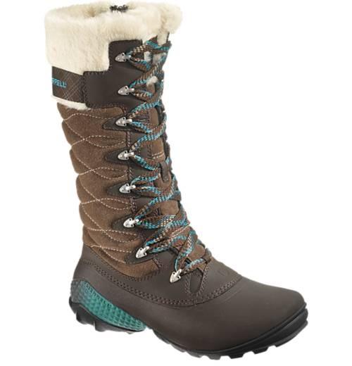 Winterbelle Peak Waterproof - Women's - Winter Boots - J55876 | Merrell