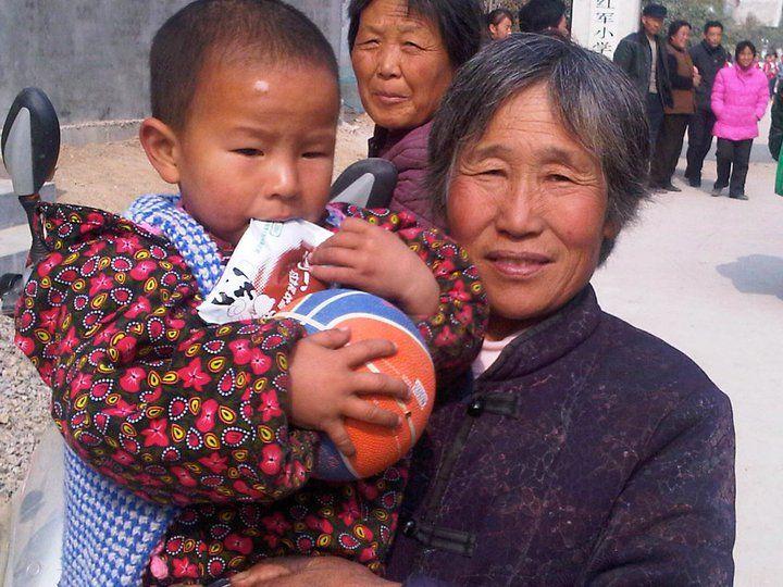 Qufu, China.