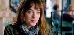 "Dakota Johnson Life: HQ Stills from ""Fifty Shades of Grey"" Trailer."