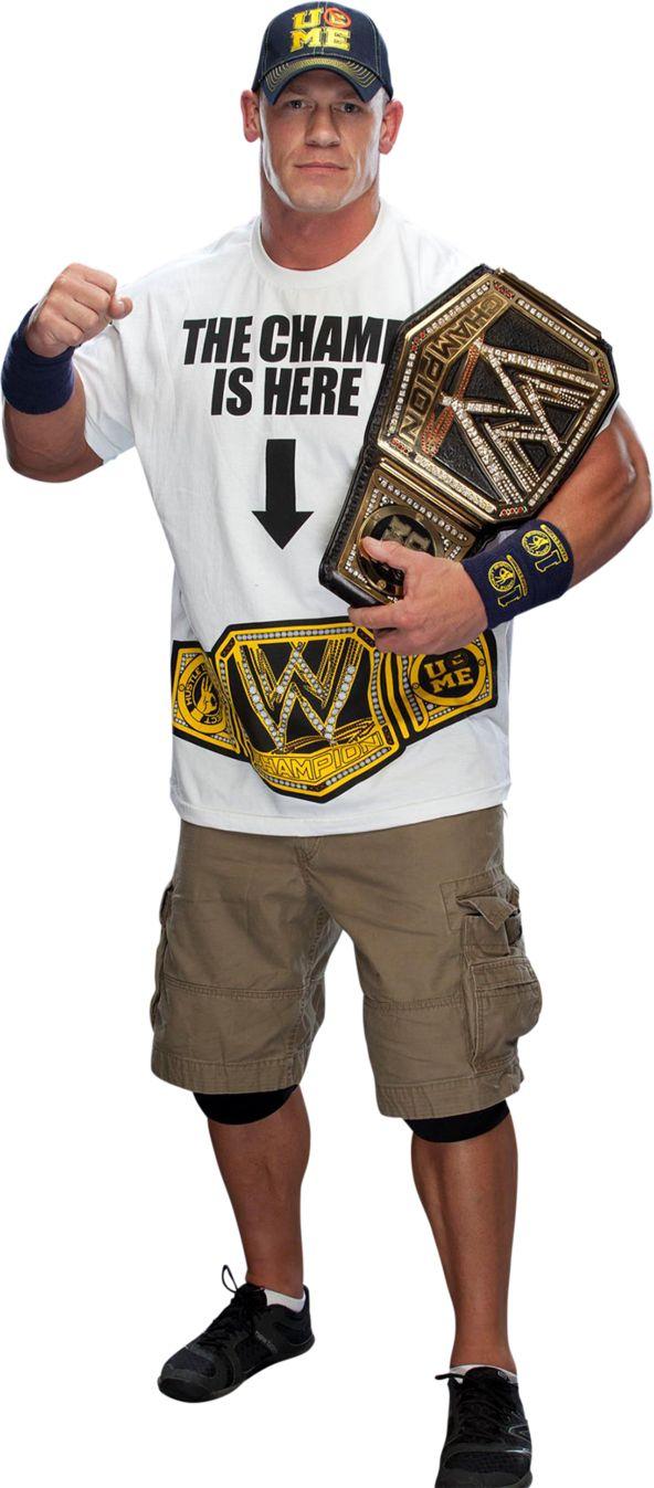 John Cena WWE Champion 2013 | John Cena WWE CHAMPION 2013 by SantiagoWWE12