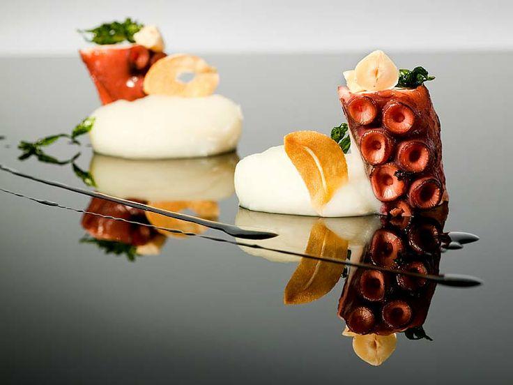 127 best Cocina salada images on Pinterest | Food plating, Food ...