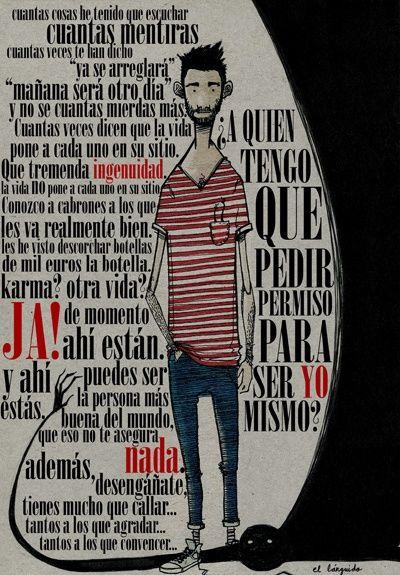 Ilustración del ilustrador Alfonso Casas Moreno de la Agencia de Ilustración Luisannet: www.luisan.net/ilustracion.php