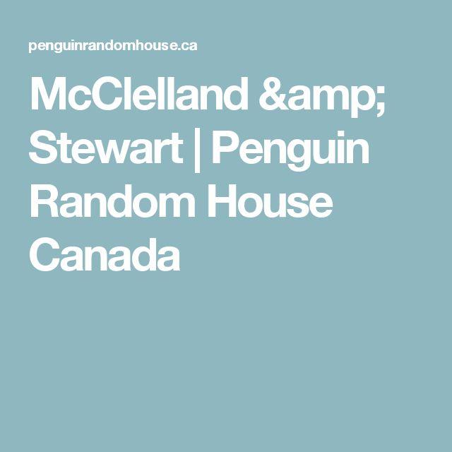 McClelland & Stewart   Penguin Random House Canada