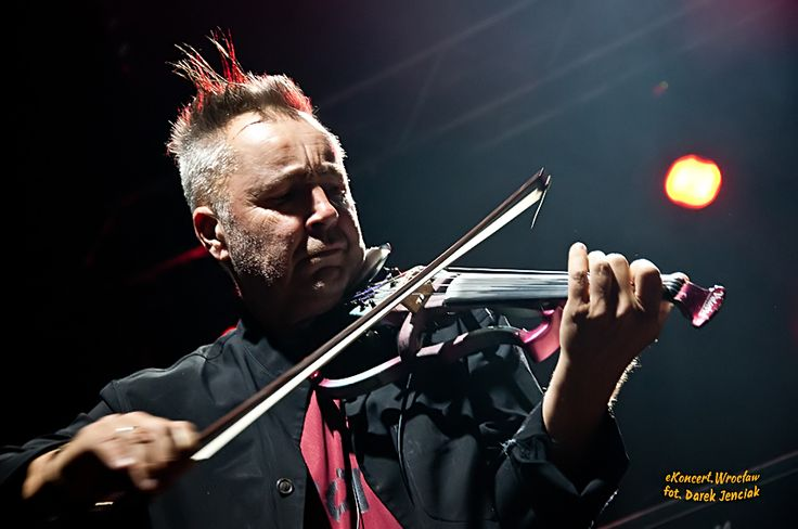#Nigel Kennedy na Thaks Jimi Festival we Wrocławiu