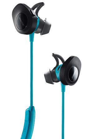 Bose   SoundSport® Wireless In-ear Headphones Aqua   Myer Online
