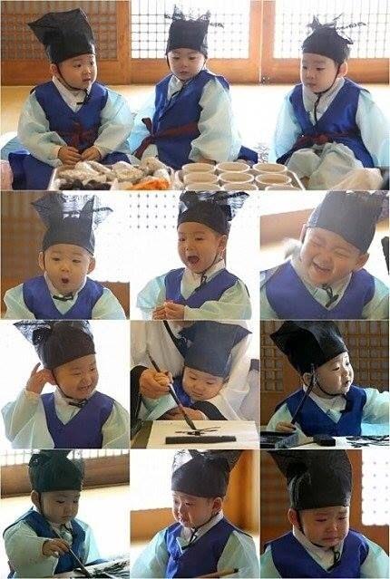 sungkyungkwan scandal feat. triplets