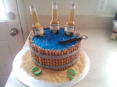 Corona+Cake+By+ericag+on+CakeCentral.com