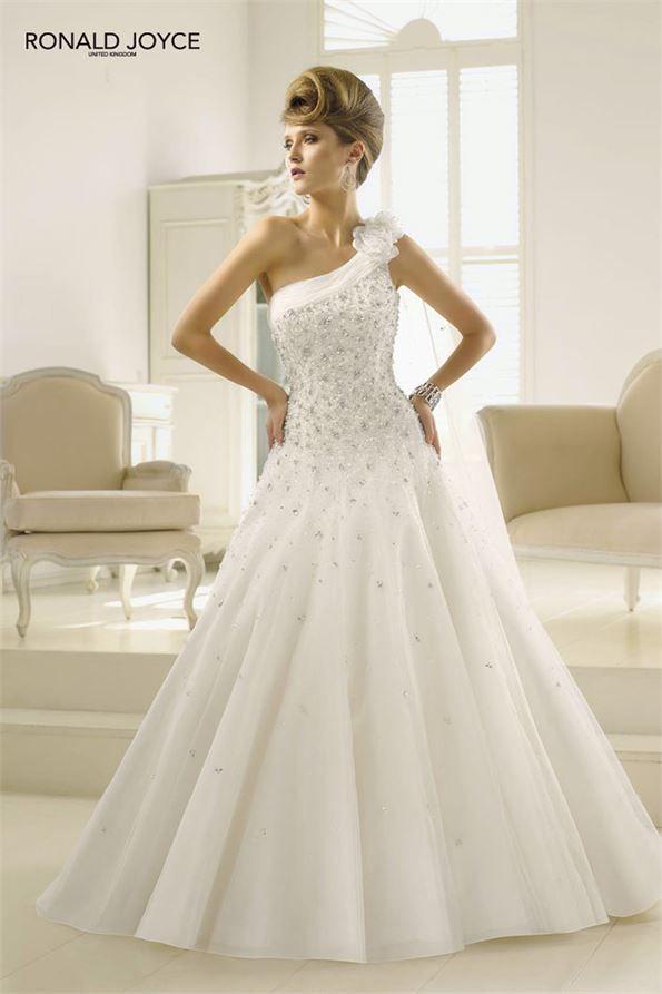 Amazing  Wedding Dress from Ronald Joyce