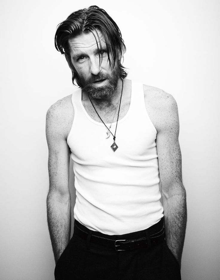 Actor Paul Anderson Poses for Interview Shoot, Chats The Revenant