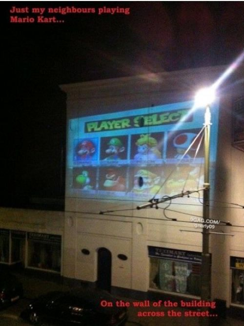 this is awesome. i <3 mariokart