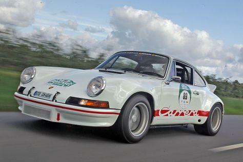 Porsche 911 RSR 2.8: classic of motorsport