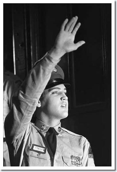 3-Elvis presley 22 September 1958 Brooklyn Army Terminal