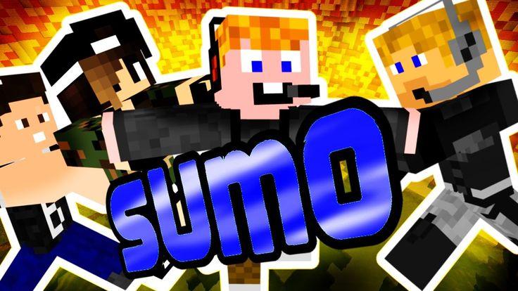 Minecraft - Sumo [LÖKDÖSŐDÉS!]