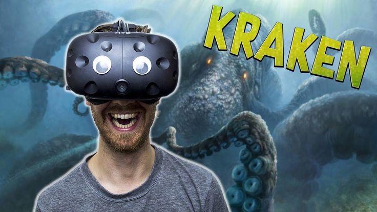 #VR #VRGames #Drone #Gaming BECOME THE KRAKEN IN VR | Kraken VR - HTC Vive Gameplay become the kraken, download kraken, funny vr game, giant squid, giant squid in vr, htc vive, is the kraken real, kraken gameplay, kraken htc vive, kraken oculus, kraken oculus rift, kraken vive, kraken VR, kraken vr gameplay, mythological sea monster, octodad vr, Oculus, oculus rift, rowdy guy, Rowdy Guy VR, squid simulator, virtual reality, vive, VR, vr giant squid, vr kraken, VR Kraken Game