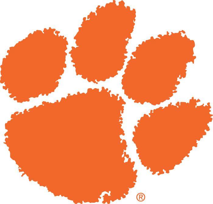 Clemson Tigers Colors Hex Rgb Code Stensil