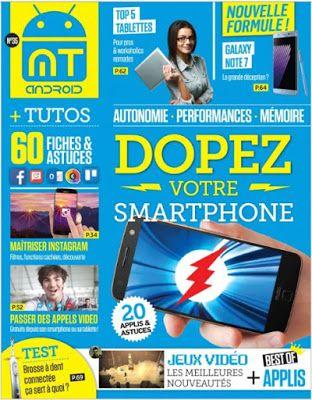telecharger ebook gratuit francais pdf and epub: Télécharger Android Mobiles et Tablettes N°35 - Oc...