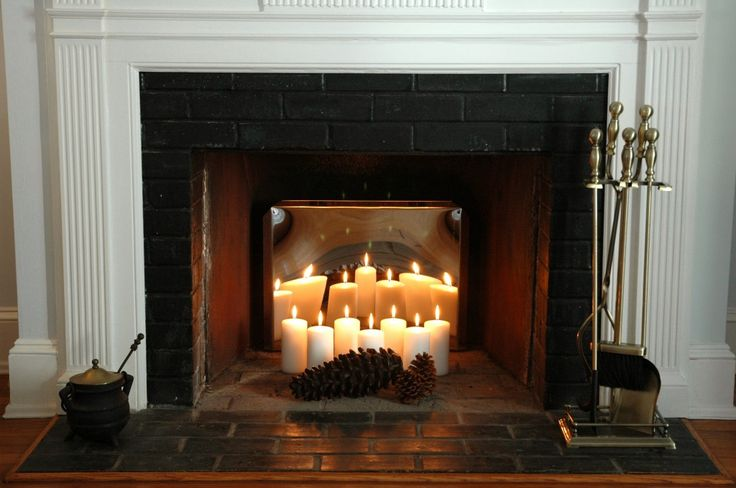17 best images about fireplace summer filler ideas on pinterest glow starfish and candle. Black Bedroom Furniture Sets. Home Design Ideas