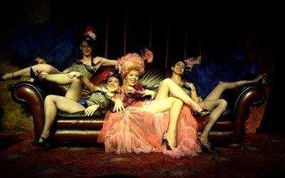 Naked Burlesque Burlesque