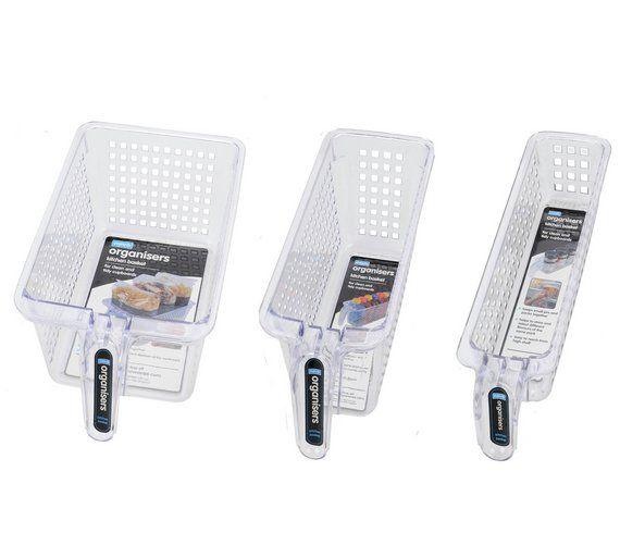 buy novo organise kitchen baskets set of 3 at argos co uk visit 16 best pantry images on pinterest  rh   pinterest co uk