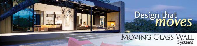 Stacking Glass Doors - Aluminum Stacking Glass Walls | Milgard Windows & Doors