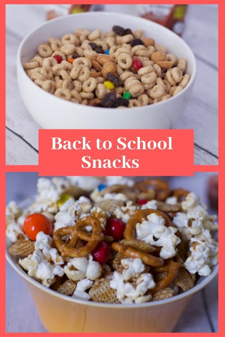 Sweet And Salty Popcorn Snack Mix Recipe Snack Mix Recipes Snacks Savory Snacks