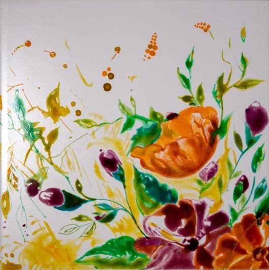 Настурция Настурция - это не только один-два метра живой изгороди, но листья, цветочные почки и недозрелые семена можно съесть! Детская тематика Керамическая плитка для кухни и ванной комнаты 20X20  Краска по керамике Комментируйте, плюсуйте, задавайте вопросы, заказывайте :) #настурция #керамическаяплитка #рисование #сюжет #ваннаякомната #кухня #изо #рисуемнаплитке #рисованиенаплитке #рисованиенакерамике #плитканакухню #плитканазаказ #плиткавванную #мастеркласспорисованию #сказкидлядетей