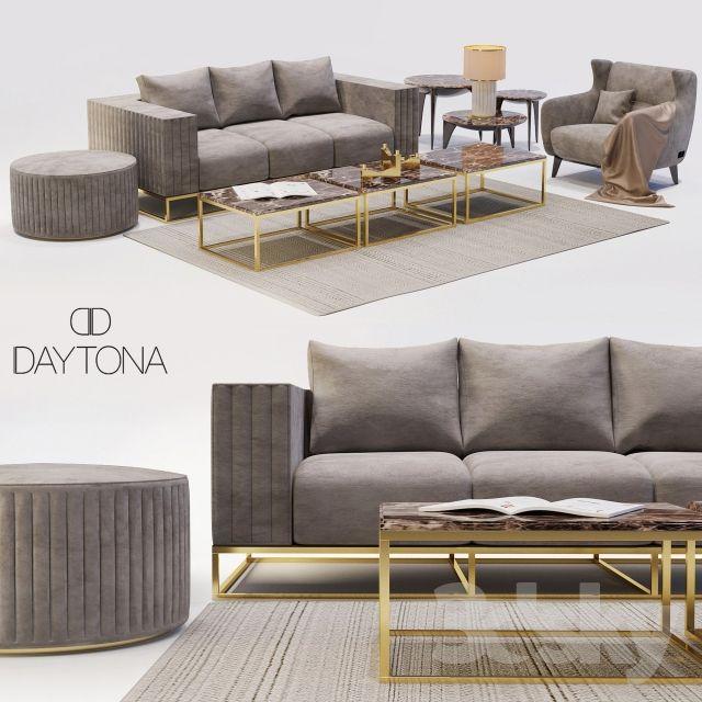 Daytona SIGNORINI & COCO MARTIN set