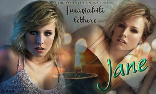 Jane (Confraternita del Pugnale Nero)  #jane #JRWard #confraternitadelpugnalenero #BlackDaggerBrotherhood #BDB