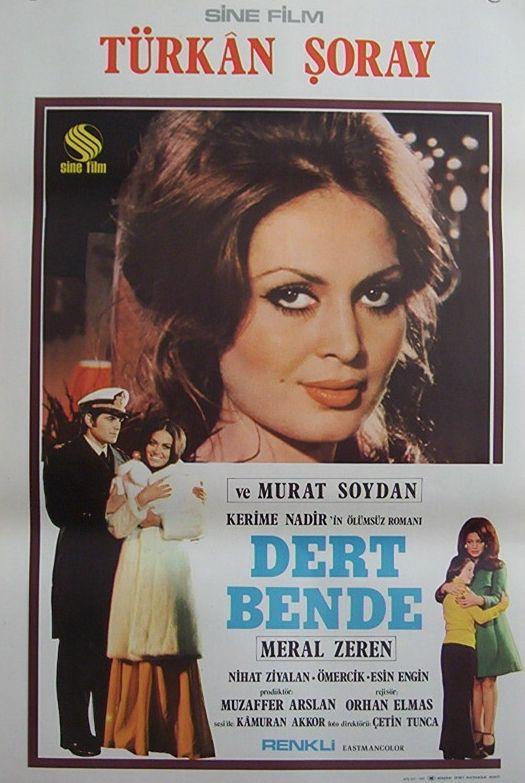 Dert Bende; Türkan Şoray...  Arayıp da bulamadığınız tüm orijinal film afişleri için bize ulaşmanız yeterli...