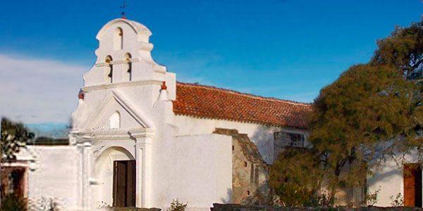 Estancias Jesuíticas: Estancia La Candelaria, Córdoba