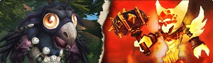 World of Warcraft, huge MMORPG, I play Rhyara on Cairne