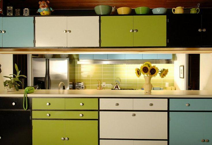 65 best Cocinas Multicolor images on Pinterest | Cocinas, Ideas para ...