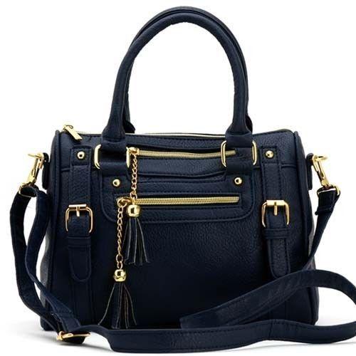 New Ladies Shoulder Tote Handbag Faux Leather Hobo Purse Cross Body Bag Womens #ToteCrossbag #ShoulderBag
