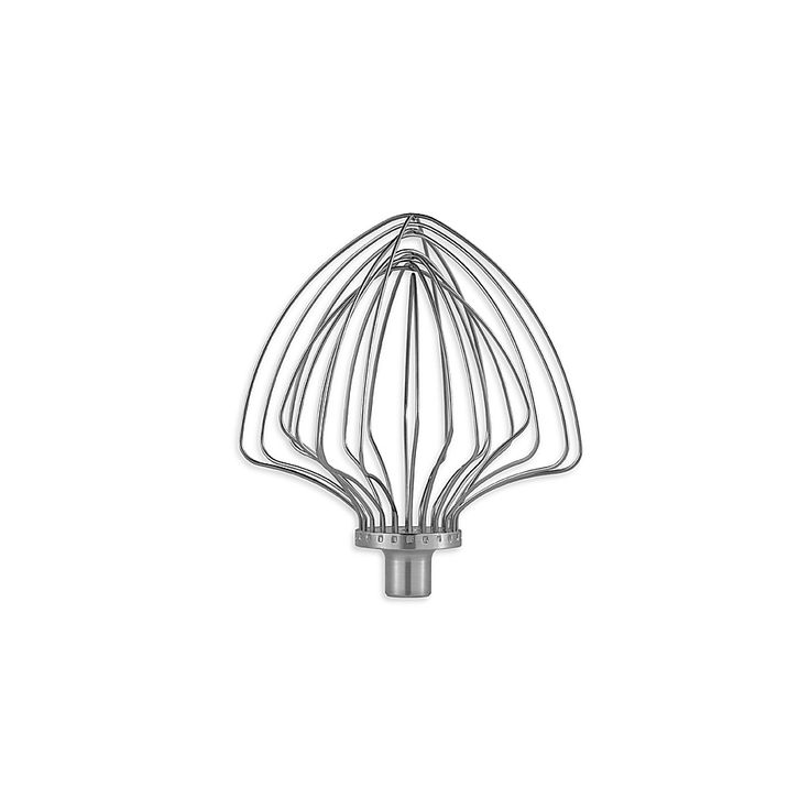 Kitchenaid 11-Wire Whip For Pro 600 Stand Mixers Stainless