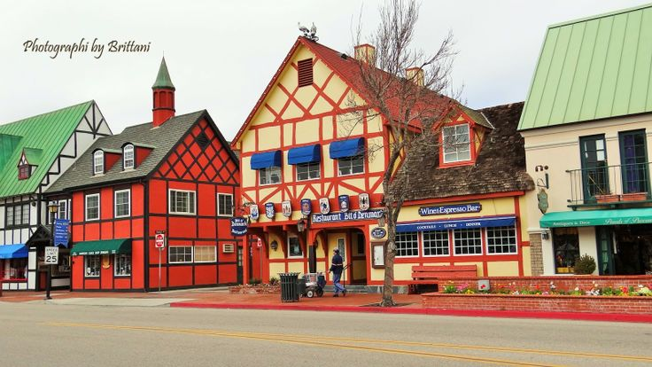 The life of an Air Force wife in the Azores Islands  Solvang, California  Danish settlers created this place for Americans to have a taste of Denmark without leaving the country.  Yummy pasties! Great place to stay a night or two!