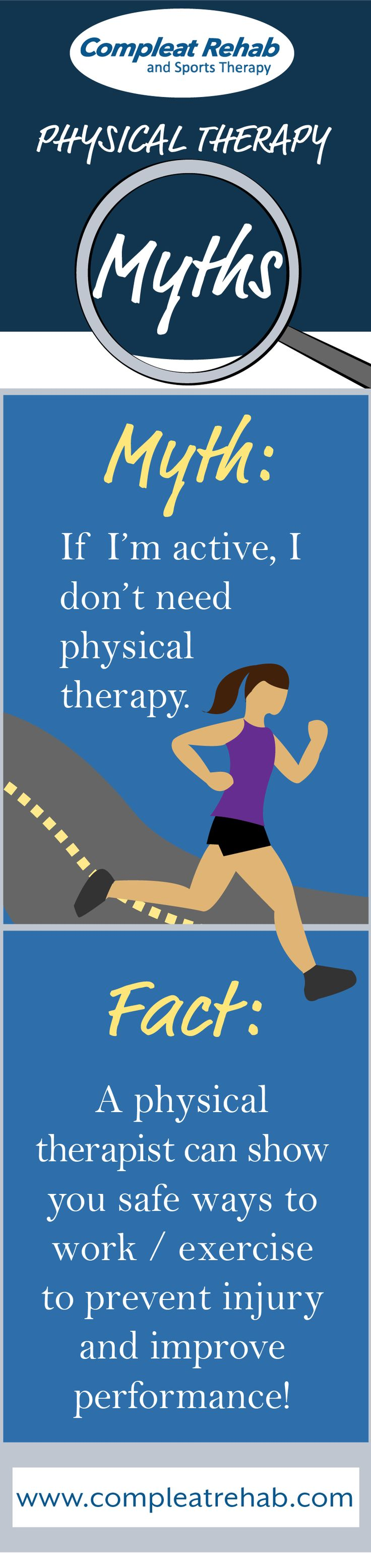 About physical therapy - Even If You Re Already Athletic Or Working Out Regularly Physical Therapists Can Help