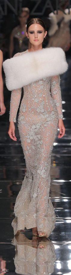 Fall 2016 Haute Couture - Rani Zakhem jαɢlαdy