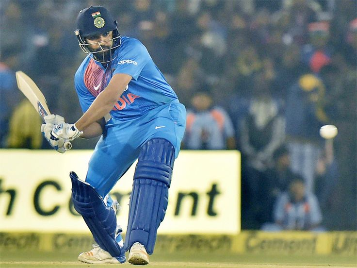 Rohit Sharma: Don't have much power rely on timing the ball says Rohit | Cricket News - Feedlinks.net