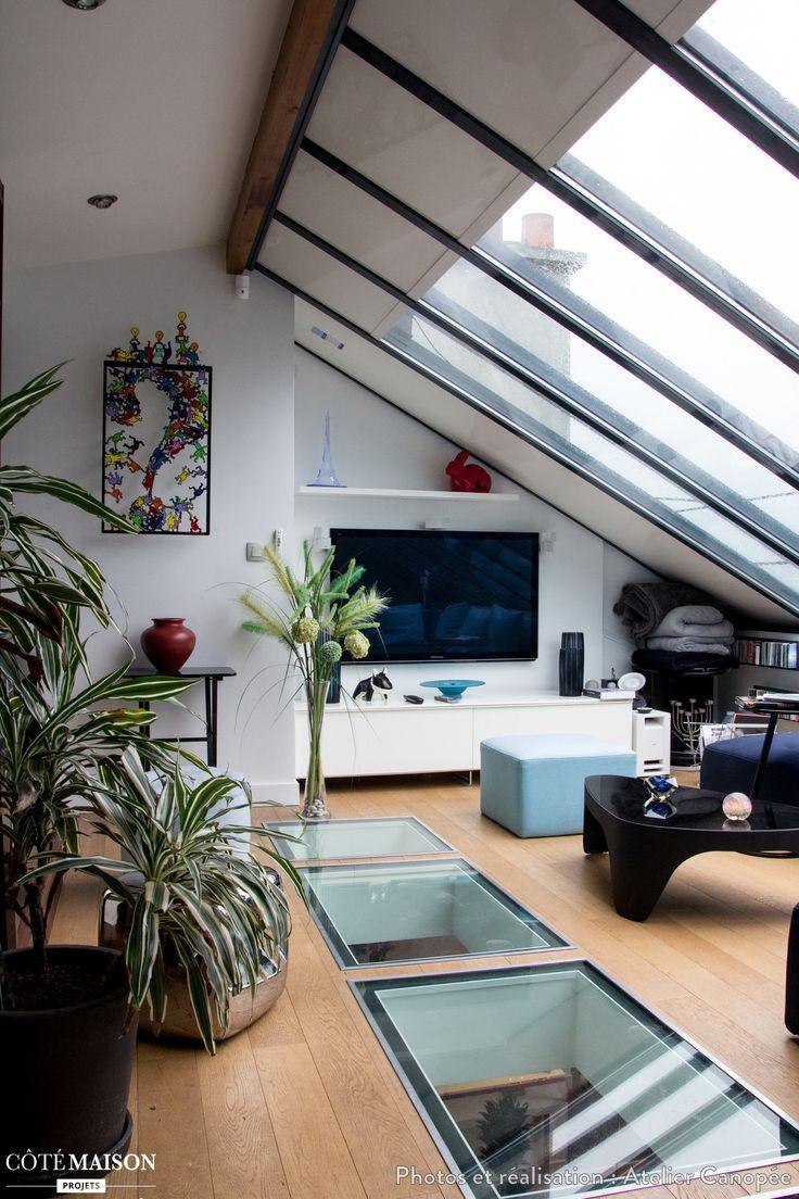 Atelier d'artiste ouvert et lumineux, Atelier Canopée - Côté Maison